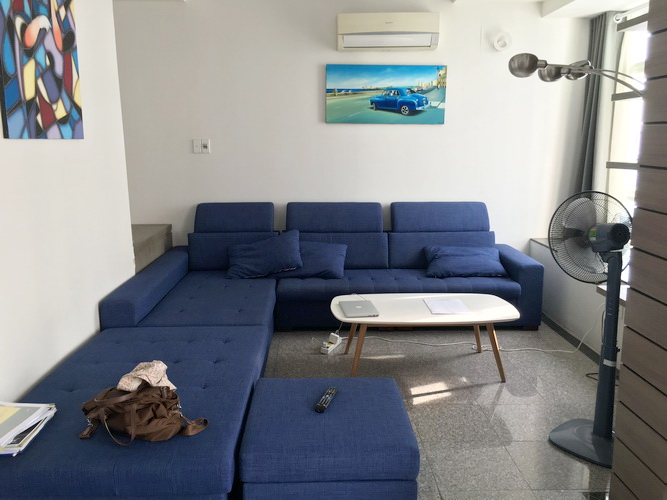 03 Fully Furnished Bedroom Apartment For Rent At HAGL River View