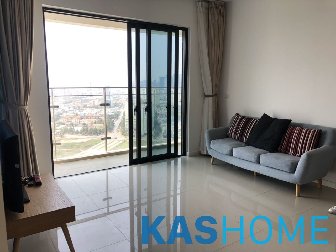 2 beds fully furnished apartment for rent in The Estella heights