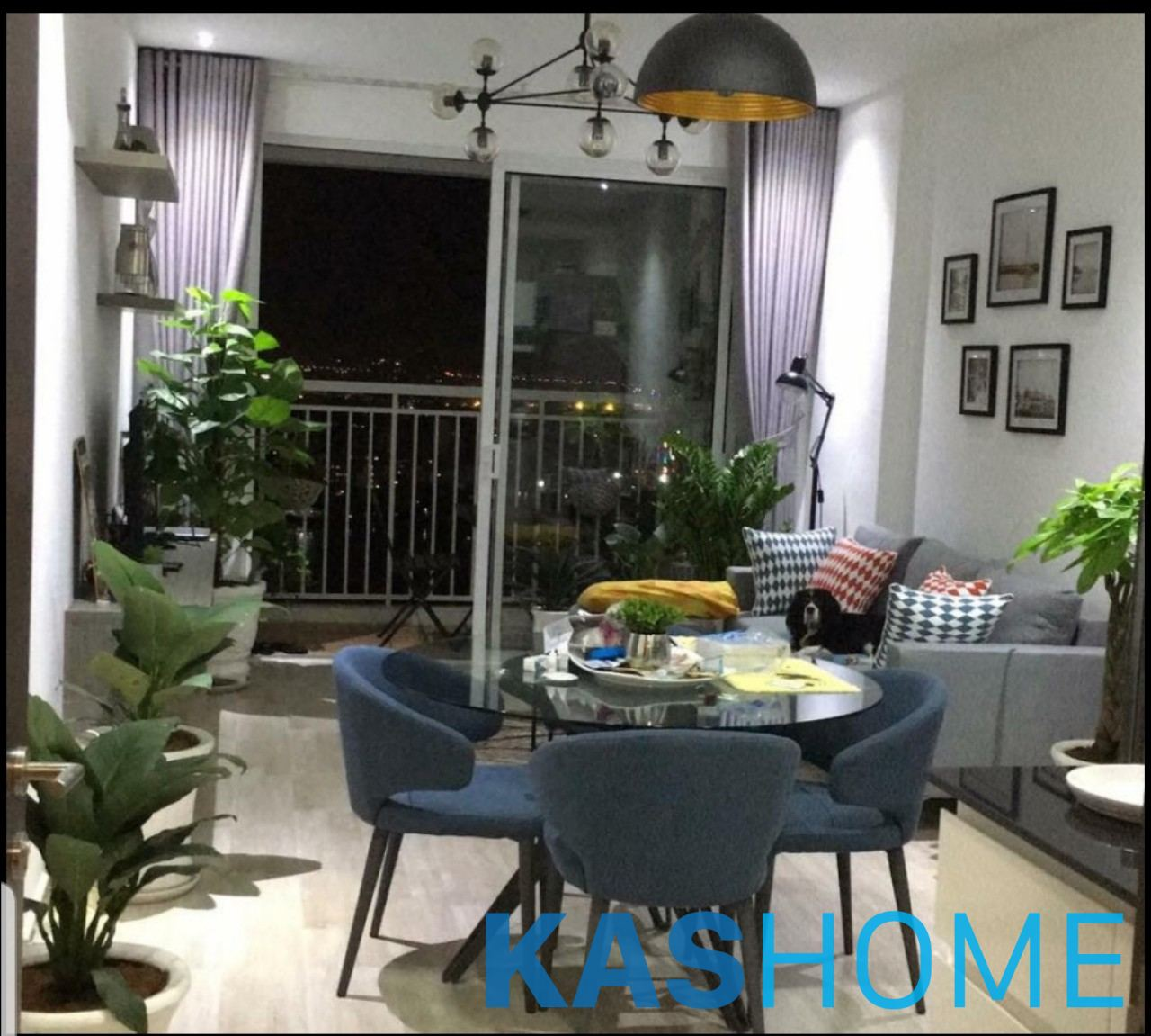 2 Beds Fully Furnished Apartment For Rent In Tropic Garden
