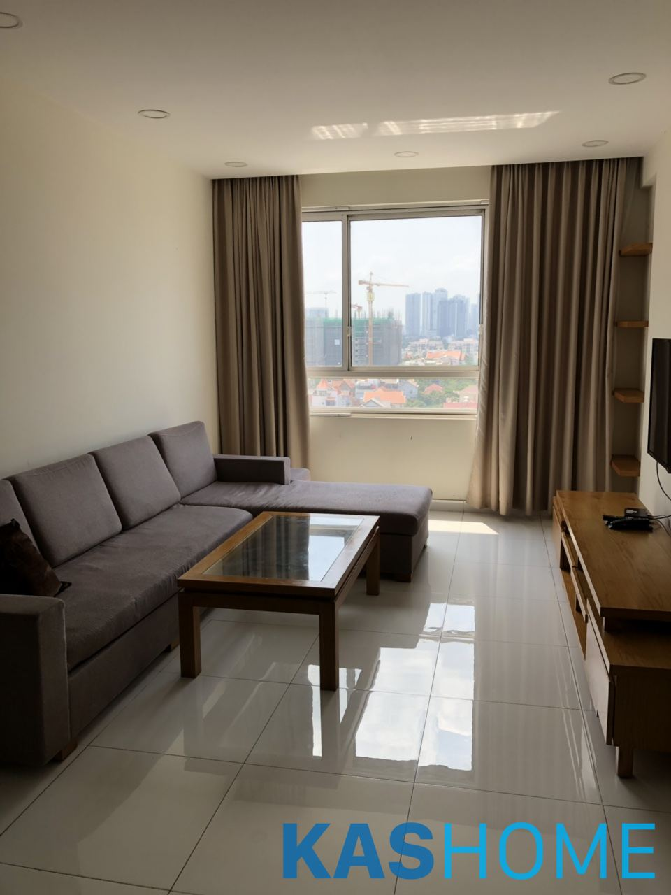 3 Beds Fully Furnished Apartment For Rent In Tropic Garden