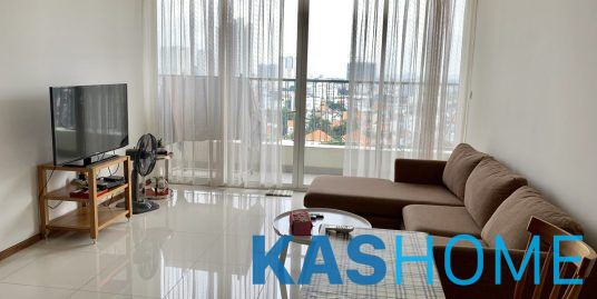 2 Beds Fully Furnished Apartment For Rent In Thao Dien Pearl